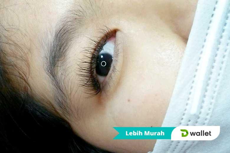 Studio  Home Service - Classic Lash  Korean BB Glow  Menicure Pedicure By Eyedolly Lash - Manicure Gel Polish Gel Mix 2 Warna