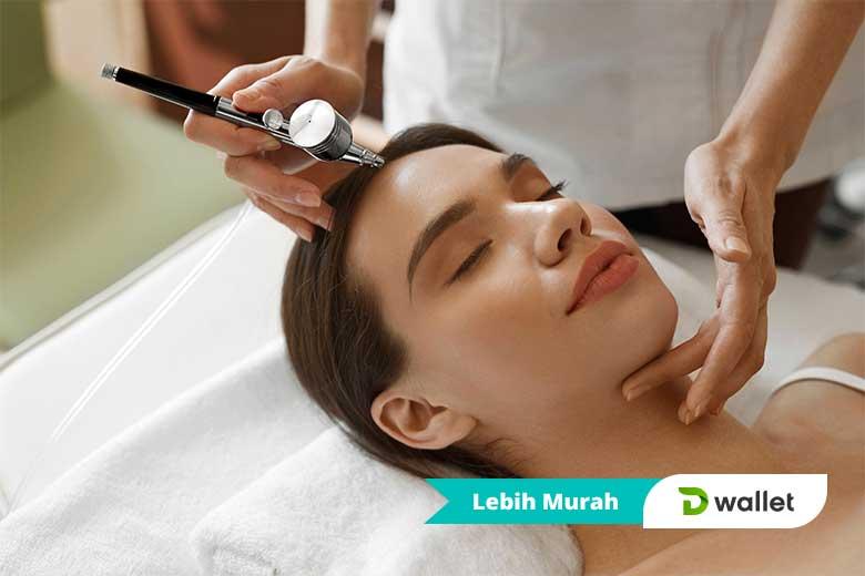 Perawatan Cantik Wajah Cerah dan Bersinar dari Dave Beauty Skin Care Medan - Facial Vit C  Vit E  Totok Wajah