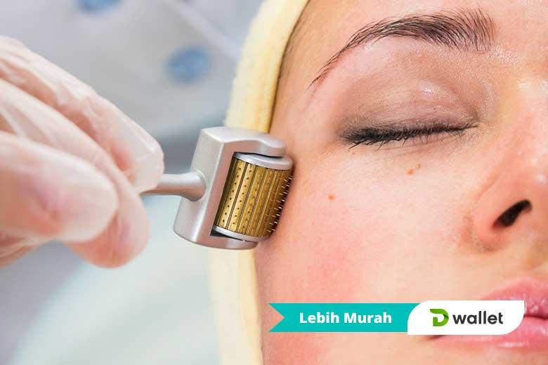 Promo Perawatan Wajah Terbaik dari Praktek Kecantikan Dr Sarah Puji Tumanggor - Oxy Facial PDT - PHOTO DYNAMIC THERAPY Wajah