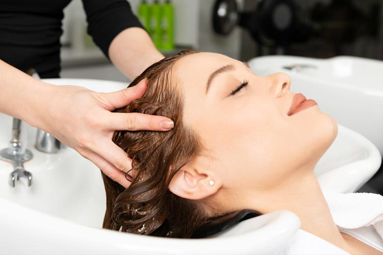 Hair Salon for You Ladies Every Day from Salsa Beauty Centre - Hair Korean Permanent Blow Dry